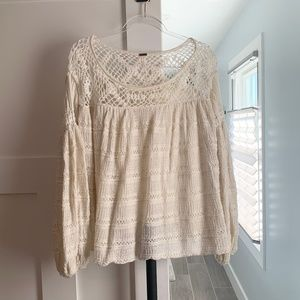Free People Someday Knit Sweater